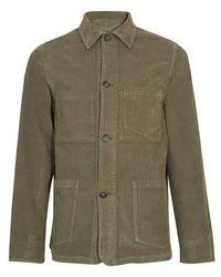 Officine Generale Chore Jacket - Green