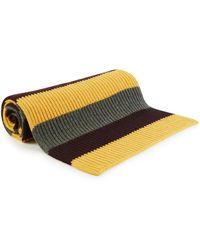 Loro Piana Islington Scarf - Yellow