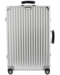 RIMOWA Classic Cabin S Suitcase - Metallic