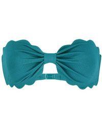 Marysia Swim Antibes Bikini Top - Blue