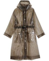 Proenza Schouler Hooded Waterproof Jacket - Multicolor