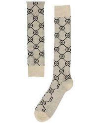 Gucci GG Socks - Pink