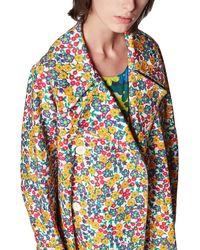 Marni All-over Print Trench Coat - Multicolour