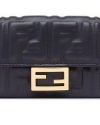 Fendi Card Holder - Black