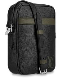 Louis Vuitton Sac Danube Slim PM - Noir