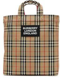 Burberry Einkaufstasche Artie - Mehrfarbig