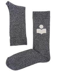 Isabel Marant Slazia Socks - Multicolour