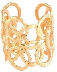 Gas Bijoux Olympie Ring - Metallic