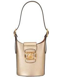 Lanvin Bucket Bag - Metallic