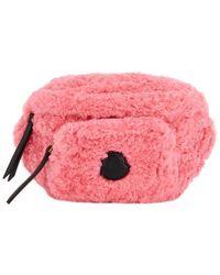 Moncler Felicie Belt Bag - Pink