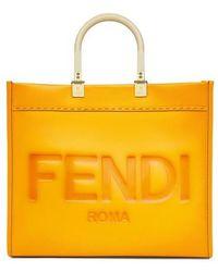 Fendi Sunshine Medium - Orange