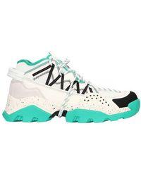 KENZO Inka Low Top Sneakers - Green
