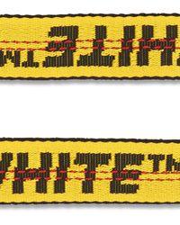 Off-White c/o Virgil Abloh Classic Industrial Belt - Gelb