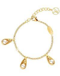 Louis Vuitton Bracelet Pearlygram - Métallisé