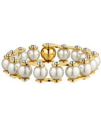 Louis Vuitton Bracelet One rank LV Speedy Pearls - Métallisé