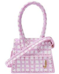 Jacquemus Petit Chiquito Bag - Pink