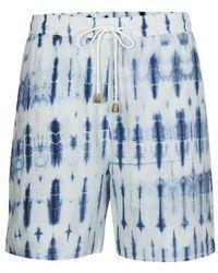 Nanushka Doxxi Shorts - Blue