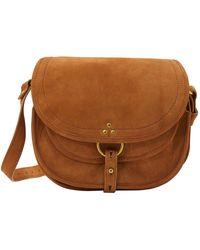 4bd19fe3a8d Félix Medium Crossbody Bag - Brown