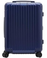 RIMOWA Essential Cabin S luggage - Blue