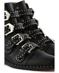 Givenchy Stiefeletten Elegant - Schwarz