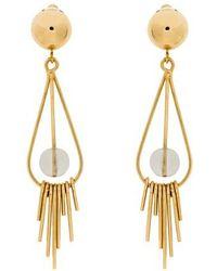 Marni Earrings - Metallic