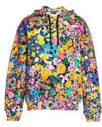 Stine Goya Sweatshirt à capuche Adrisa - Multicolore