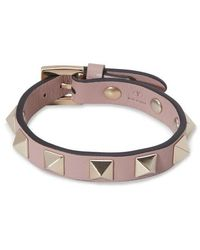Valentino Garavani Rockstud Bracelet - Multicolour