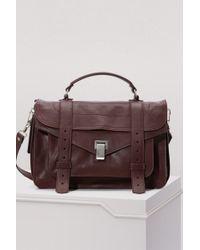 Proenza Schouler - Ps1+ Medium Shoulder Bag - Lyst