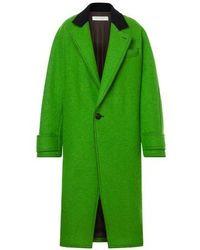 Philosophy Di Lorenzo Serafini Long Coat - Green