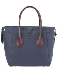 Louis Vuitton Sac Freedom - Bleu