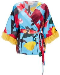 La DoubleJ Kimono Top - Multicolour