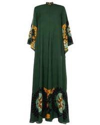 La DoubleJ Magnifico Dress - Green