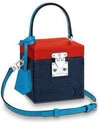 Louis Vuitton Bleecker Box - Blau