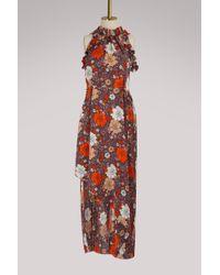 Magda Butrym - Assisi Midi Dress - Lyst