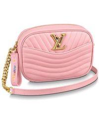 Louis Vuitton New Wave Camera Bag - Pink