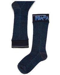 Prada Socks - Blue
