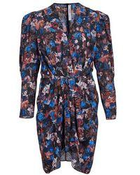IRO Forrie Dress - Blue