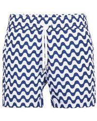 Frescobol Carioca Short de bain Copacabana - Bleu