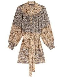 Vanessa Bruno Prissie Short Dress - Multicolor