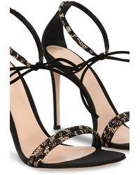 Gianvito Rossi Heeled Sandals - Black