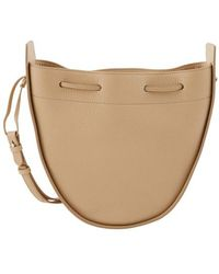 The Row Drawstring shoulder bag - Natur
