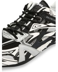 Balenciaga 'Drive' Sneakers - Schwarz