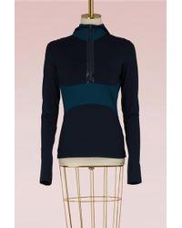adidas By Stella McCartney - Hooded Long Sleeves Running Tee - Lyst