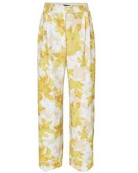 Stine Goya Chet Trousers - Yellow