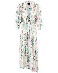 Isabel Marant Blaine Dress - Multicolour