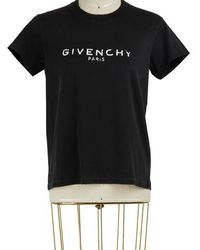 Givenchy Destroyed T-shirt - Black