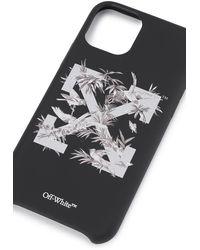 Off-White c/o Virgil Abloh Birds 11Pro Cover - Schwarz