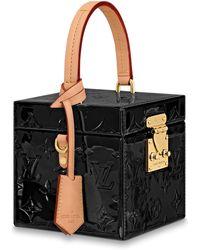 Louis Vuitton Bleecker Box - Schwarz