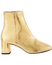 Repetto Mélo Boots - Metallic