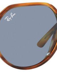 Ray-Ban RB2195 Sonnenbrille Thalia - Mehrfarbig